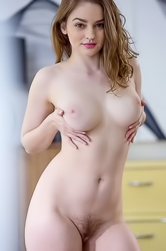 Busty Mary Moody with Big Naturals